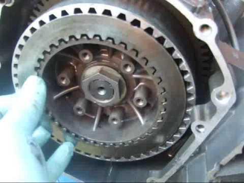 Suzuki Bandit Clutch Slipping