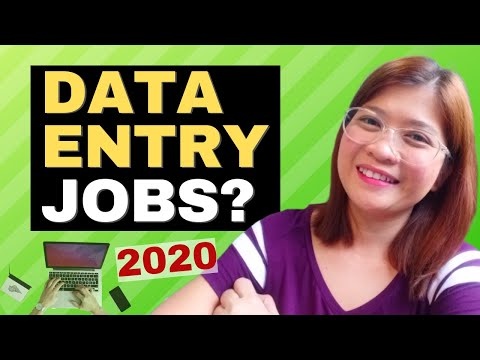 What Is Data Entry Jobs Online - How To Do Online Data Entry Work | Sheena Santos