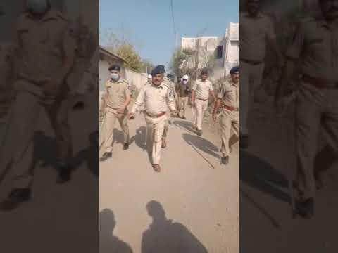 Amreli Luvara Kathi Kshatriy Samaj Andolan   Ashok Boricha Case   Raj Sekhavat   Amreli SP Firing