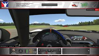 iAER iRacing Practice. Global MX5 VIR Full Course 2:12.3