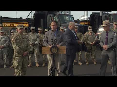 Governor Cuomo Deploys Additional Security Personnel Ahead of the New York City Marathon