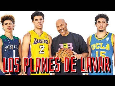 LAMELO Y LIANGELO BALL A EUROPA? - NOTICIAS NBA
