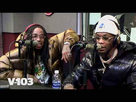 Culture II Listening Session + Freestyles W/ Migos & Dj Greg Street