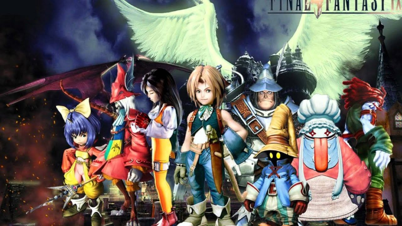 Final fantasy 9 final battle remix youtube - Final fantasy 9 wallpaper 1920x1080 ...