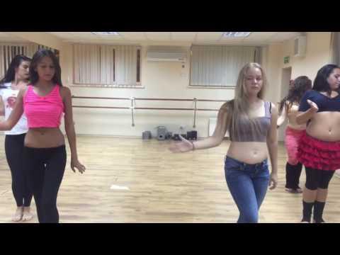 Школа восточного танца Шейх Али Маргариты - репетиция / тримай мене міцно