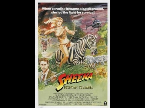 Download Sheena, reine de la jungle