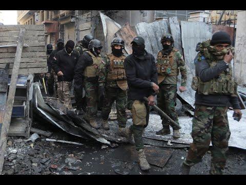 انتشار أمني كثيف في بغداد بعد ليلة من الاغتيالات  - نشر قبل 4 ساعة