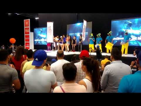 Expo Sport Fitness 2017 GDL