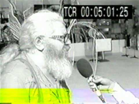 Hermeto Pascoal Interview  - All the world is Stage
