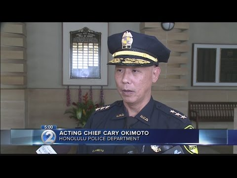 Message from Honolulu's acting police chief following deadly explosion in England