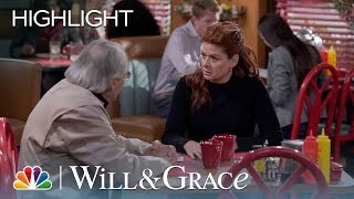Grace Reveals Her Secret - Will & Grace (Episode Highlight)