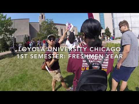My First Semester At Loyola University Chicago