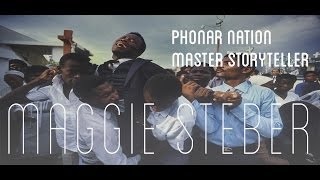 Phonar Nation Master Storyteller: Maggie Steber