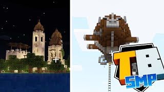 Truly Bedrock - Episode 4 - Cow-ffer Blimp Creation w/ Zloy! & MORE! - Minecraft SMP