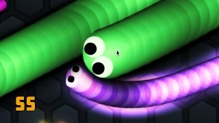Slither.io - The Cadillac of Snake Games +69k // Best Snake Game Slither IO