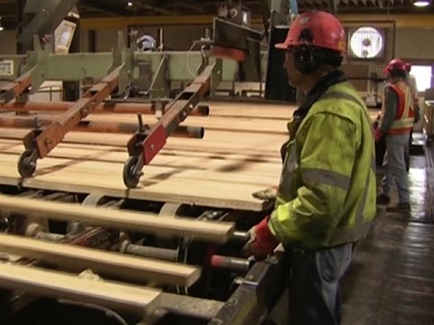 Tariffs On Canadian Lumber Make Trade Relations Uneasy