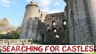 Secret Medieval Castle | Nunney Village Somerset English Hidden Gem | England Road Trip Travel Vlog