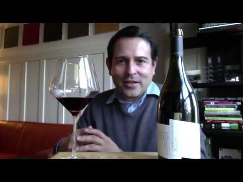 Cornerstone Oregon Willamette Valley Pinot Noir – '10 – 92 Points  – James Melendez
