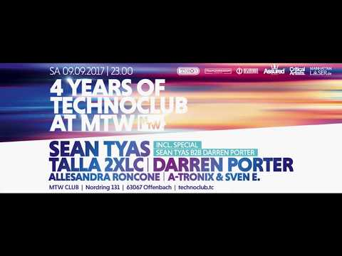 4 Years Technoclub At MTW