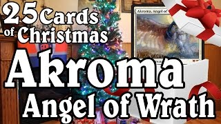 MTG Lore: Akroma, Angel of Wrath YouTube Videos