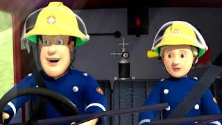 Strażak Sam bajki po polsku nowe odcinki  Wozy strażackie są najlepsze! Bajki dla dzieci