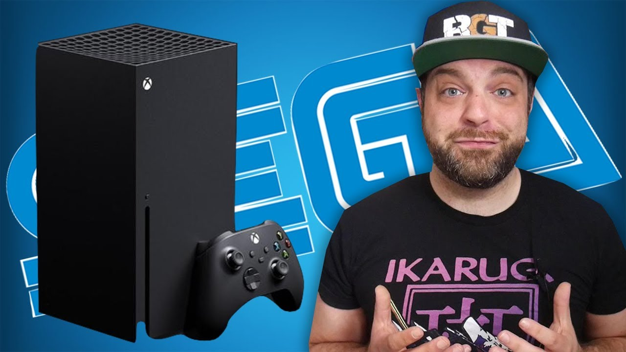 Is Sega Releasing The Xbox Series X In Japan Youtube