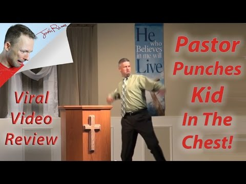 Pastor Punches Kid (Viral Video Review)