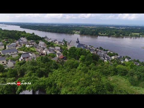 Vues sur Loire : Candes sur les traces de Saint Martin