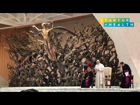 StartUp Health at the Vatican: Overview Video