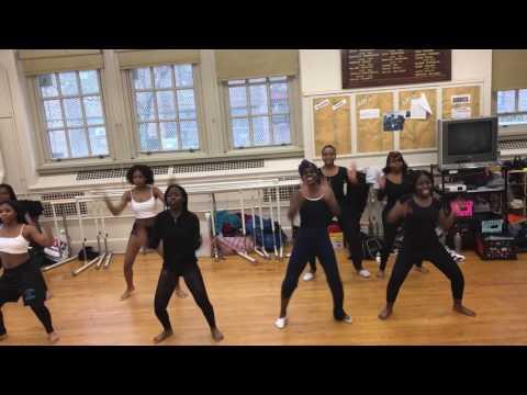 Solidstar- My Body Afro Dance