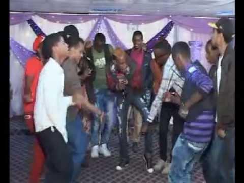 MILLION DANCE Lil Baliil FT Sheru Yare  = live performance Video