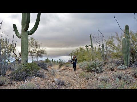 Hikin' Arizona - Saguaro National Park & the Gould Copper Mine [Dec. 31, 2016]