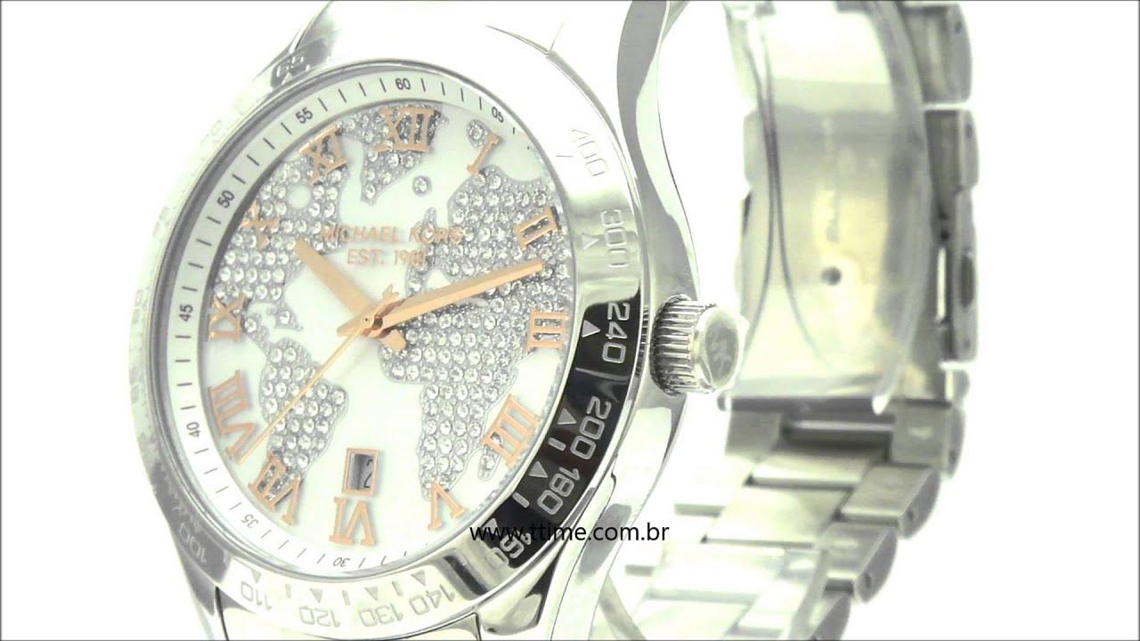 Relógio Michael Kors LADIES  LAYTON WATCH MK5958 1KN - YouTube fd1c9ae200