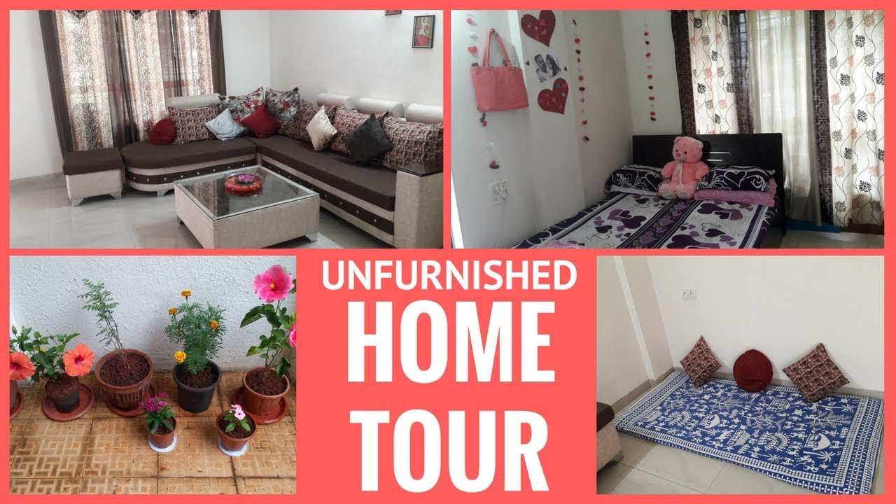 My Sweet Indian Home Tour Unfurnished Middle Class Home