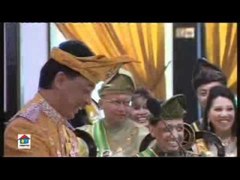 Gurauan KDYTM Tengku Mahkota Pahang