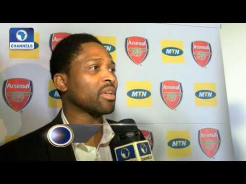 Sports This Morning: Football Development In Nigeria