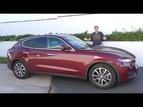 Here s Why the Maserati Levante Just Isn t Worth 80,000