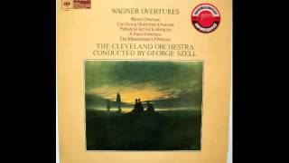 Wagner - The flying dutchman Overture - Cleveland Orchestra - Szell @ 432 Hz