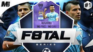 FIFA 16 F8TAL | HERO AGUERO | HERE WE GO!! #1