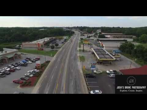Gaffney, SC Drone Video