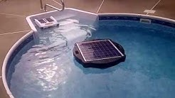 Solar Pool Pump and Filter Solar Pool