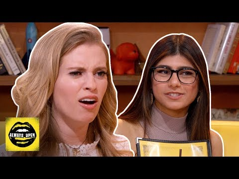 Always Open: Ep. 61 - Mia Khalifa Blows Barb's Mind | Rooster Teeth
