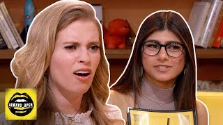 Always Open: Ep. 61 - Mia Khalifa Blows Barb's Mind | Rooster Teeth thumbnail