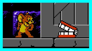 Tom & Jerry and Tuffy (NES)
