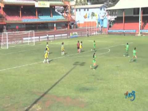 Dominica 5 St Lucia 0 Women Football