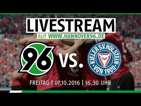RE-LIVE: Hannover 96 - Holstein Kiel