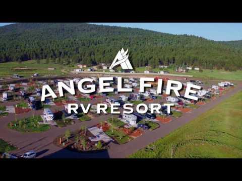 Angel Fire RV Resort   Angel Fire Resort