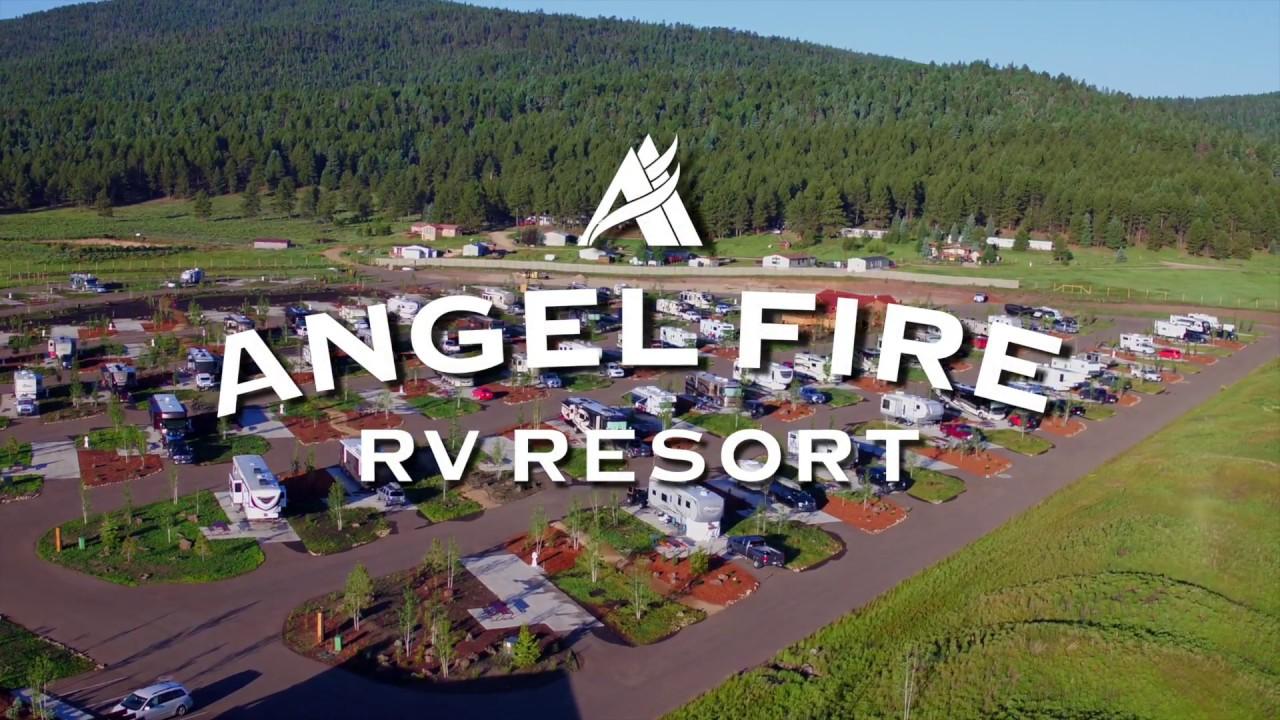 Angel Fire Rv Resort Angel Fire Resort Youtube