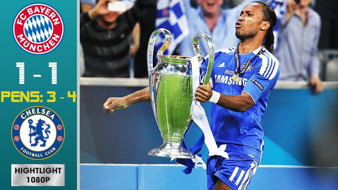 Download Bayern Munich vs Chelsea 1-1 (Pens 3-4) Highlights & Goals - Final UCL 2011/2012 | HD 1080p