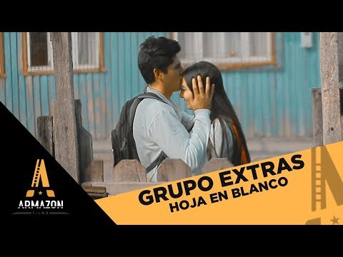 Grupo Extras - Hoja En Blanco